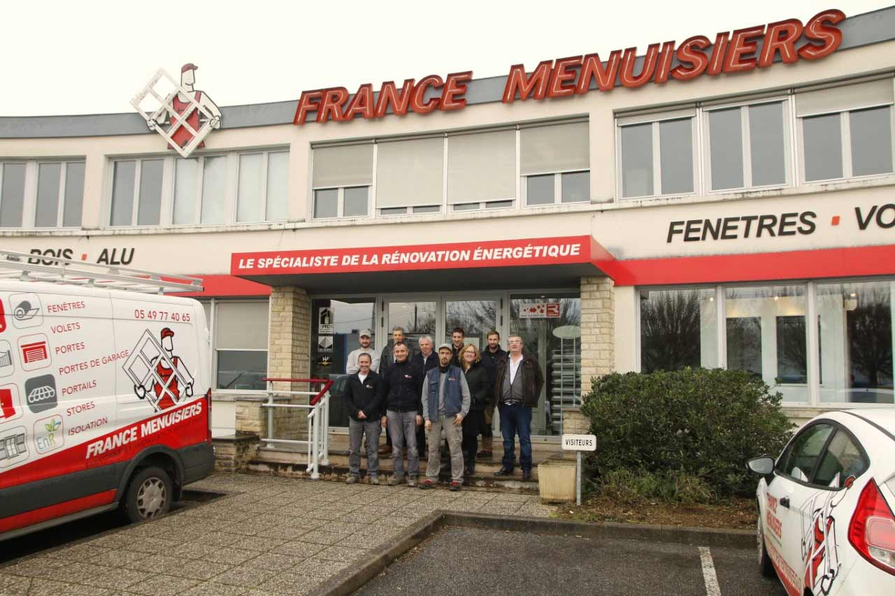 Menuiserie De France Merignac entreprise de menuiserie à la rochelle (17) : france menuisiers